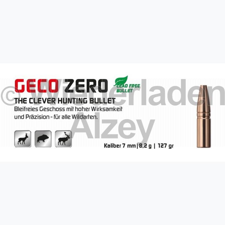 GECO Geschosse, .284, 127 grain, 8,2 g, Zero