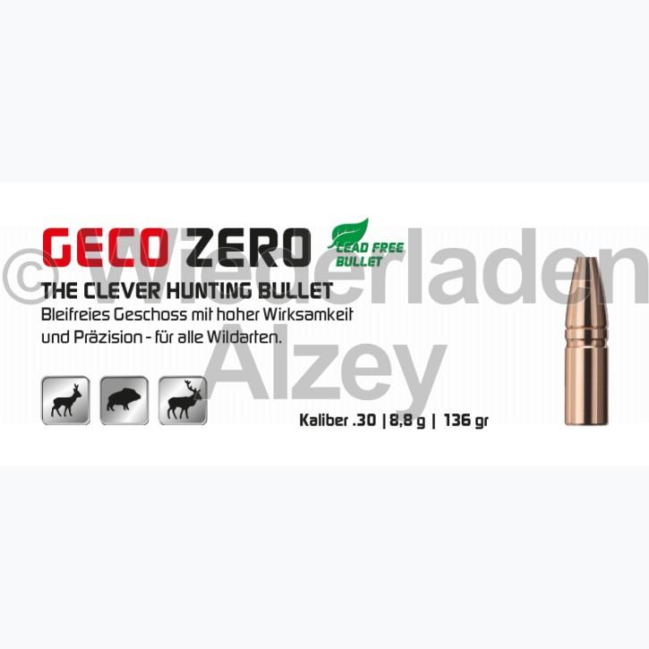 GECO Geschosse, .308, 136 grain, 8,8 g, Zero