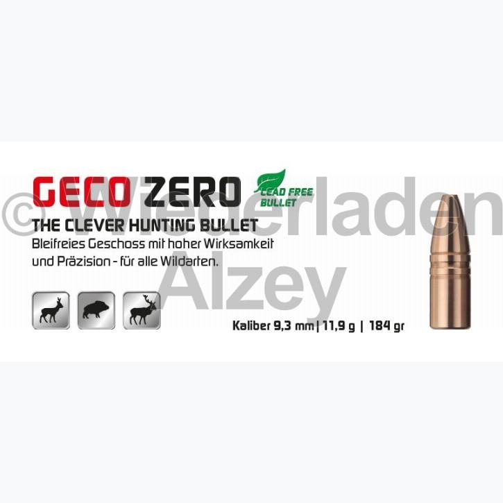 GECO Geschosse, .366, 184 grain, 11,9 g, Zero