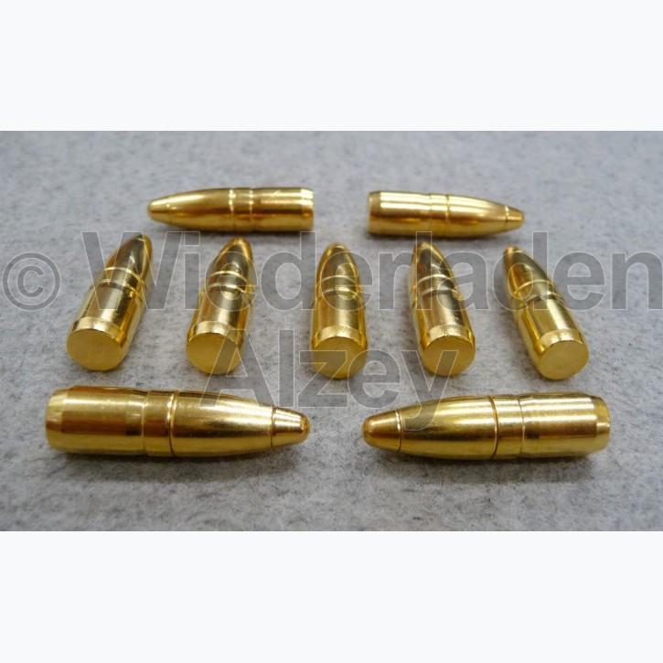 """Vergoldete RWS Geschosse, .323, 187 grain, 12,1 g, HMK, urspünglich für die """"Special Edition"""" Serie"""