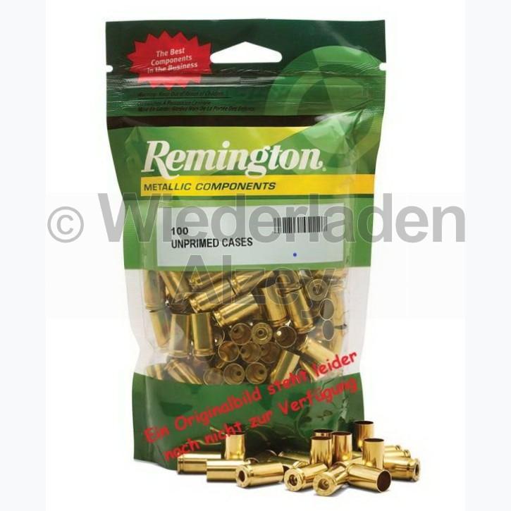 .357 Mag., Remington Hülsen