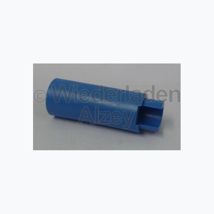 Dillon XL 650 / XL 750, Zuführadapter, blau, Art.-Nr.: 13075