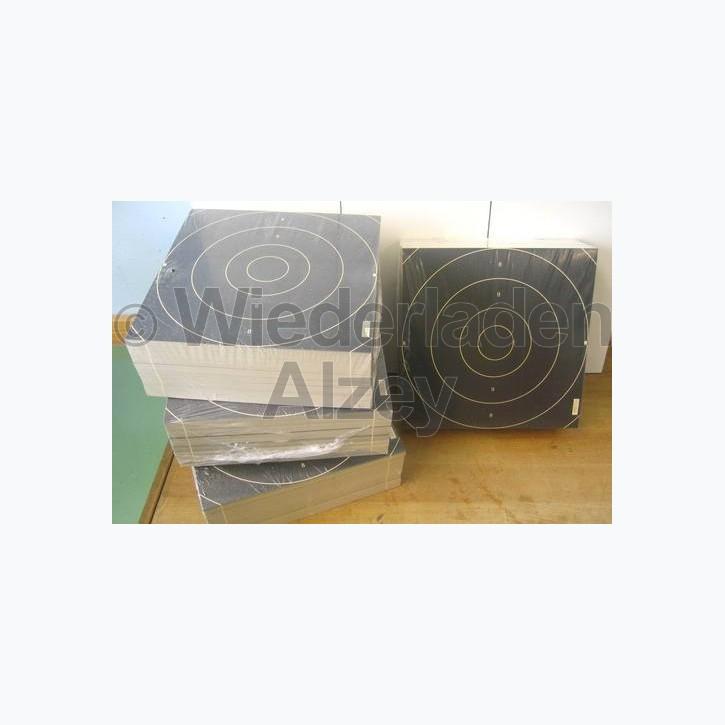 Kleinkaliberspiegel, Duell, 26 x 26 cm, fortlaufend nummeriert