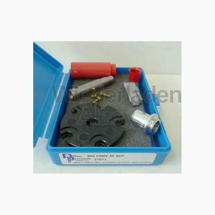 Dillon XL 650 / XL 750, Conversion Kit für .45 ACP, Art.-Nr.: 21071