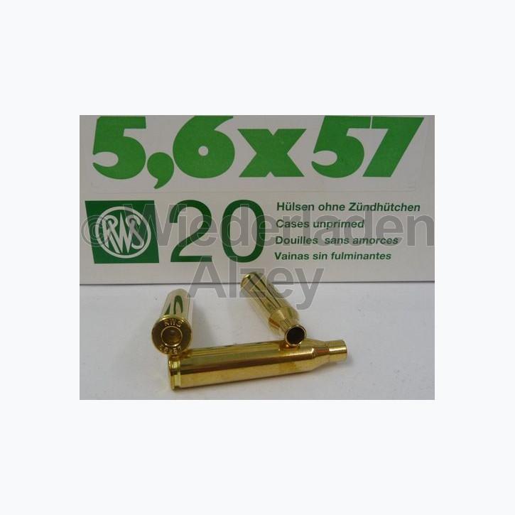 5,6 x 57 RWS Hülsen
