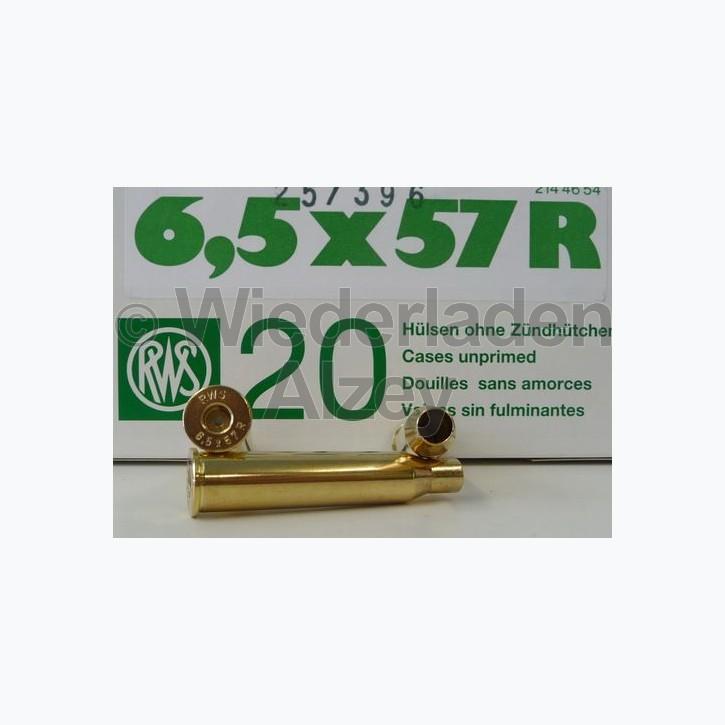 6,5 x 57 R RWS Hülsen