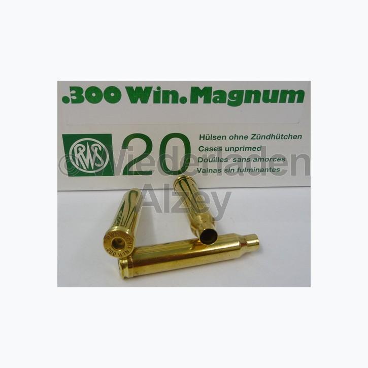 .300 Win. Magnum RWS Hülsen