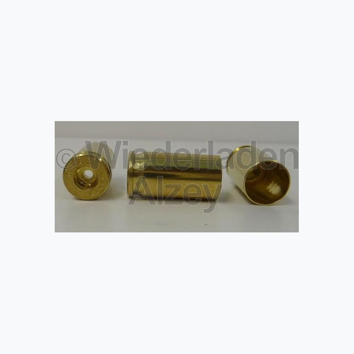 9mm Luger / 9mm Para GECO Hülsen, neutrale Verpackung