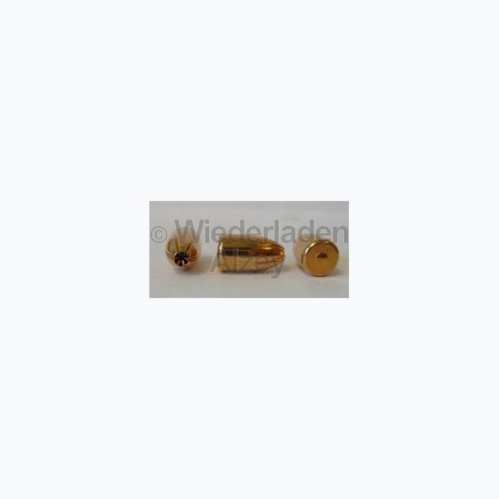 .355, 124 grain, GECO Geschosse, HEXAGON, Art.-Nr.: 2319010, neutrale Verpackung