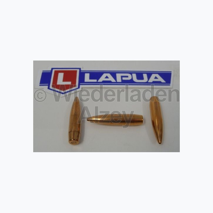 Lapua Geschosse, .264 / 6,5 mm, 120 grain, HPBT, Scenar L, GB547, Wettkampfgeschosse, neutrale Verpackung
