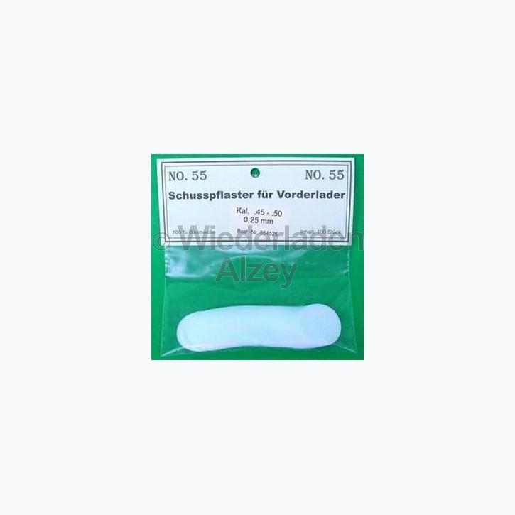 .31 - .33, Stärke 0,42 mm, 100 Stück