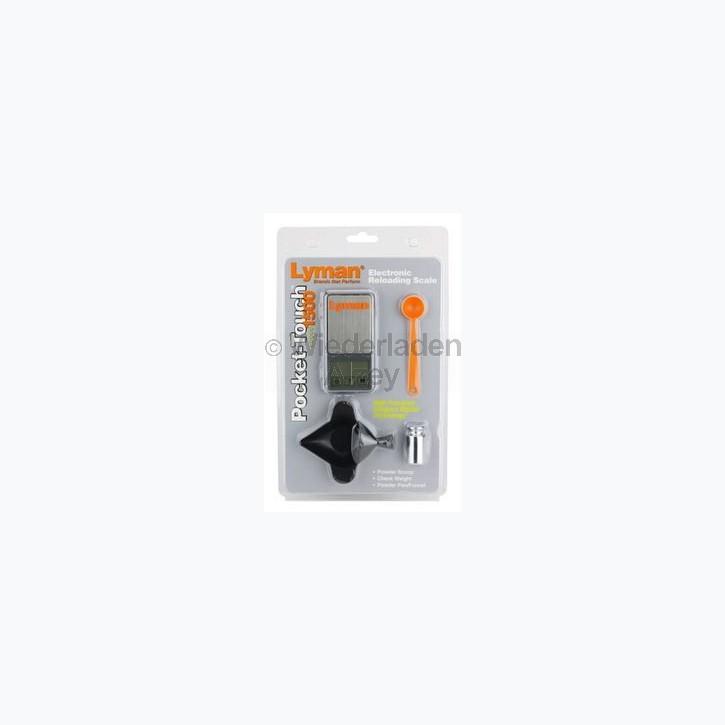 Lyman, Digitale Taschenwaage, Kit, Art.-Nr.: 7750725