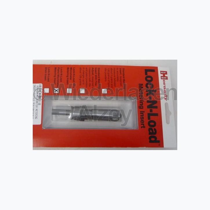 Hornady Mikrometereinsatz für Kurzwaffen für Lock´n-Load Pulverfüllgerät, Art.-Nr.: 050129