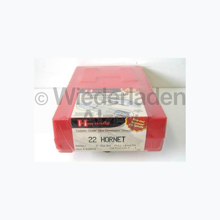 .22 Hornet Hornady Matrizensatz, Art-Nr.: 546212