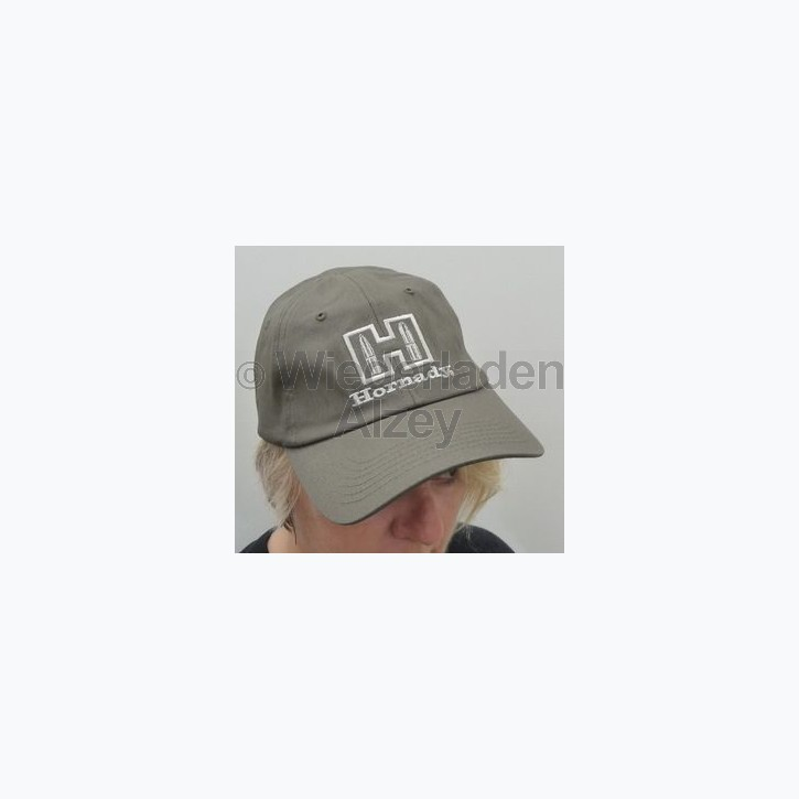 Hornady Cap, grün, Art.-Nr.: 99400