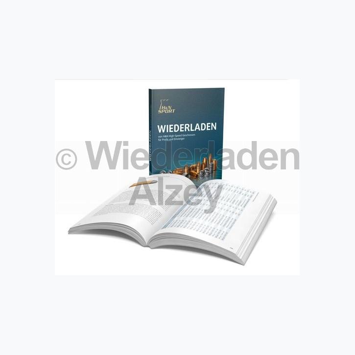 H&N Wiederladen Buch mit Ladedaten, 4. Auflage