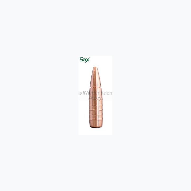 Sax Geschosse, .243, 77,2 grain, KJG-HSR, BLEIFREI, Sax Art.-Nr.: G0012.2