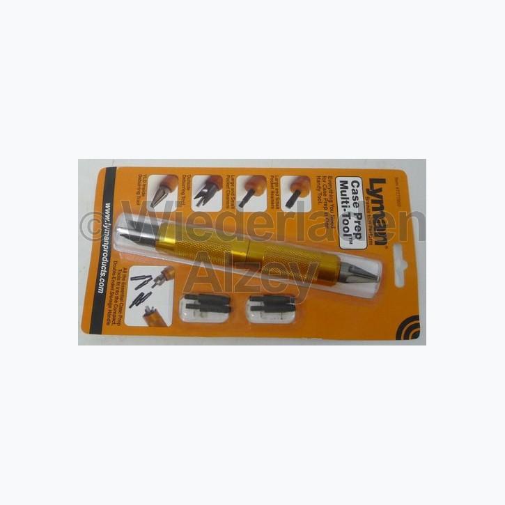 Lyman, Hülsenbearbeitungs-Multi-Tool, Art.-Nr.: 77800