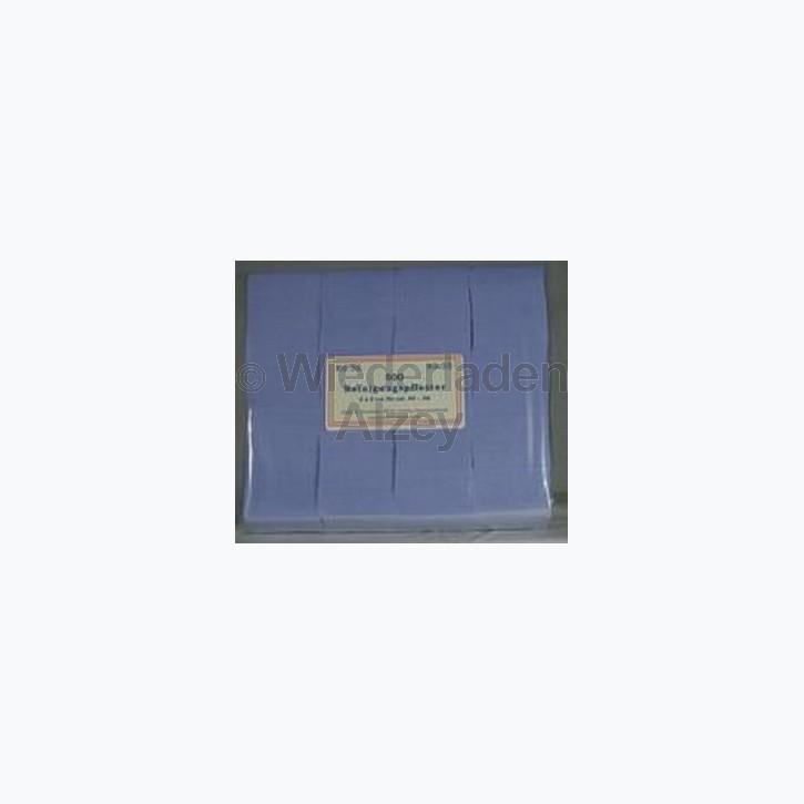 Reinigungspflaster für .62 - .75, Größe 6 x 6 cm, 500 Stück
