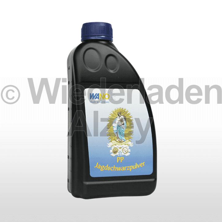 WANO-Schwarzpulver PP, Dose mit 1000 Gramm