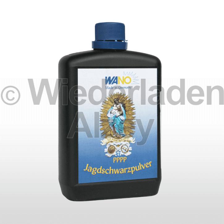 WANO-Schwarzpulver PPPP, Dose mit 500 Gramm