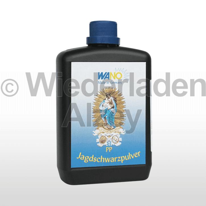 WANO-Schwarzpulver PP, Dose mit 500 Gramm