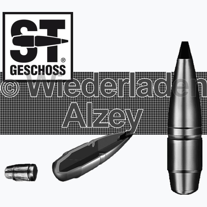 RWS Geschosse, .264, 140 grain, 9,1 g, Speed Tip Pro