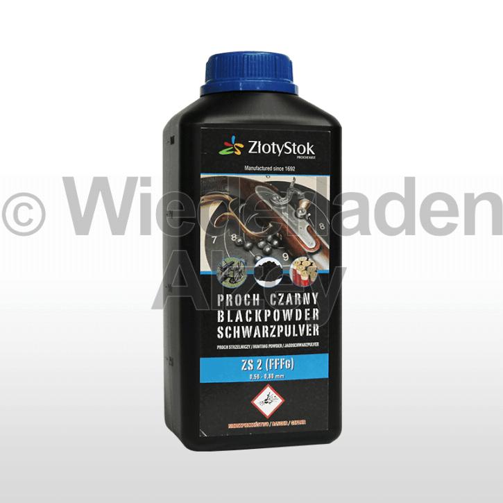 ZlotyStok Schwarzpulver Nr. 2, Dose mit 1000 Gramm
