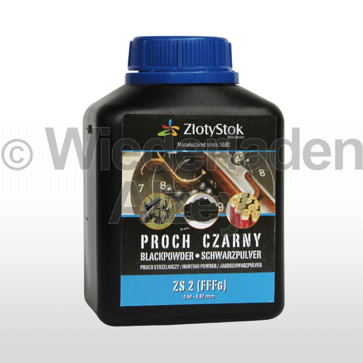 ZlotyStok Schwarzpulver Nr. 2, Dose mit 500 Gramm