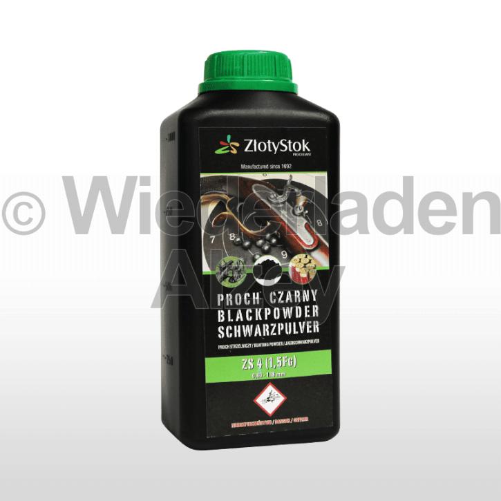 ZlotyStok Schwarzpulver Nr. 4, Dose mit 1000 Gramm