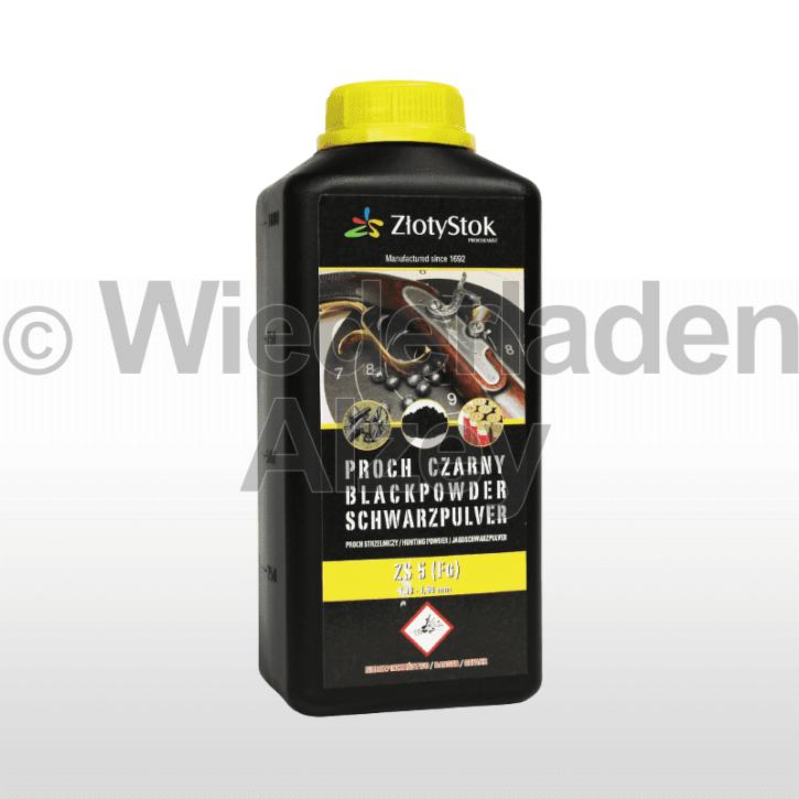 ZlotyStok Schwarzpulver Nr. 5, Dose mit 1000 Gramm