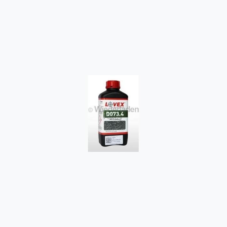 LOVEX D073.4, Dose mit 500 Gramm