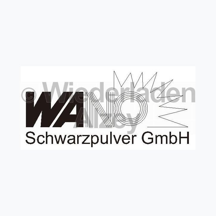 WANO Zündkraut, Dose mit 100 Gramm