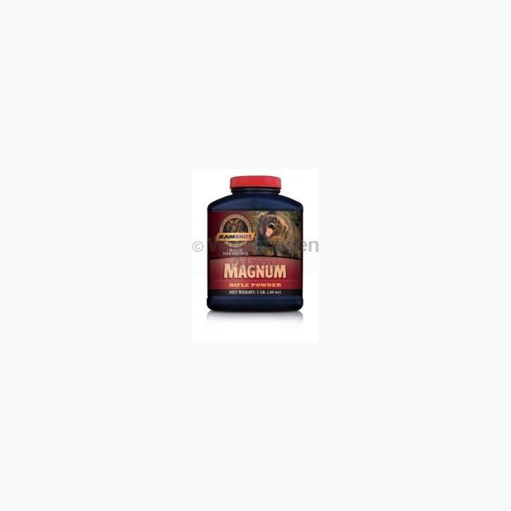 Ramshot Magnum, Dose mit 454 Gramm