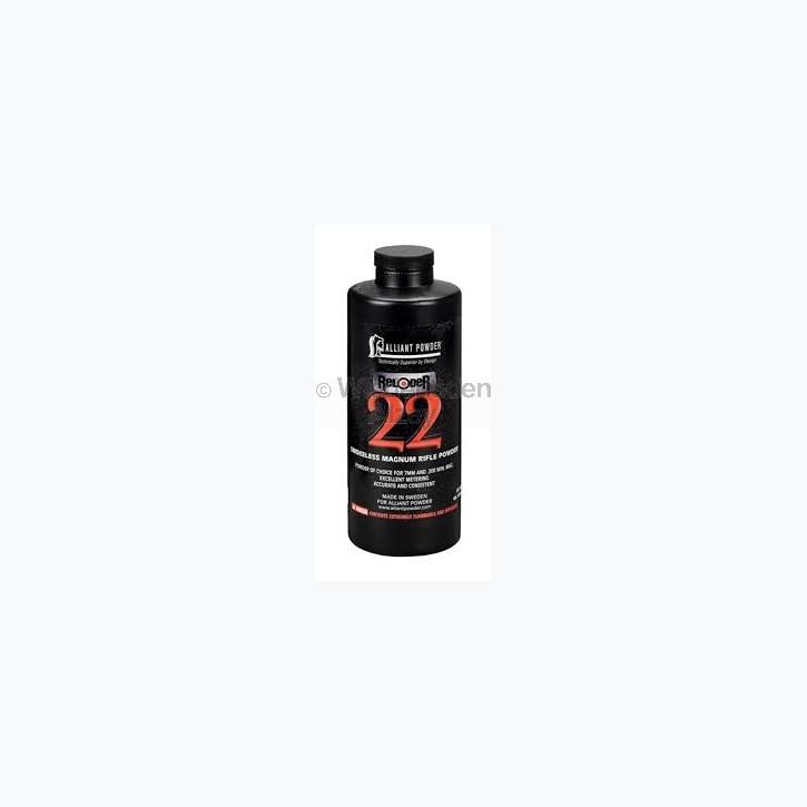 Alliant Reloader 22, Dose mit 454 Gramm