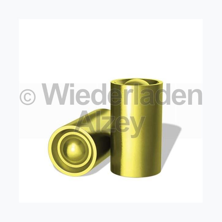 .357, 148 grain, H&N Geschosse, WC, Kunststoff Gold