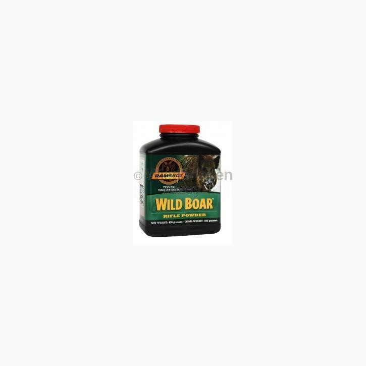 Ramshot Wild Boar, Dose mit 454 Gramm
